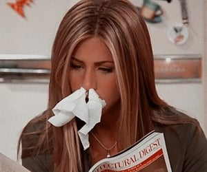 rachel green, friends, and Jennifer Aniston image