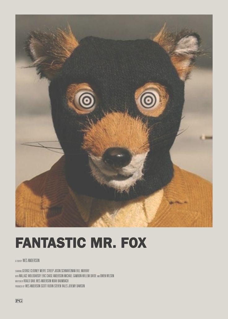 Fantastic Mr Fox Uploaded By Fangirl On We Heart It