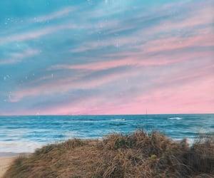 autoral, beach, and edit image