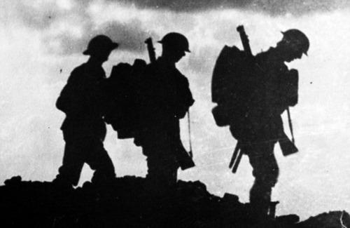 წერილები ჯარისკაცებისგან ანუ ენით აღუწერელი ნოსტალგია