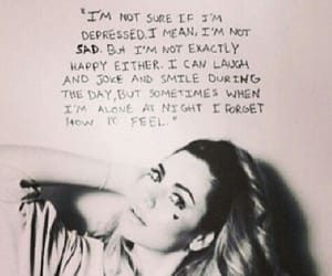 feelings, marina and the diamonds, and quote image