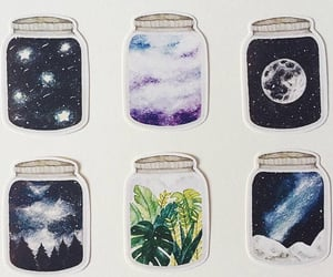 art, aesthetic, and space image