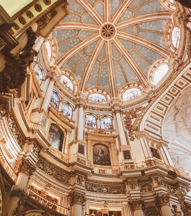 architecture, art, and places image
