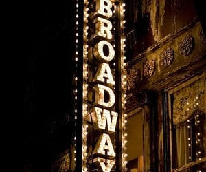 broadway, cinema, and summer image