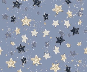 wallpaper, stars, and background image