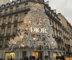 christmas and dior image