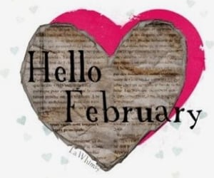 2, february, and month image