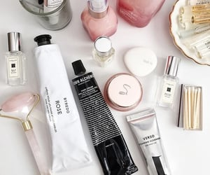 beauty, clean, and cosmetics image