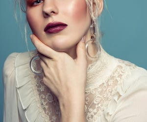 beauty, editorial, and high fashion image