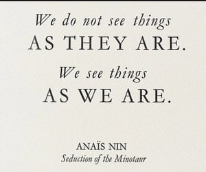 quotes, words, and anais nin image