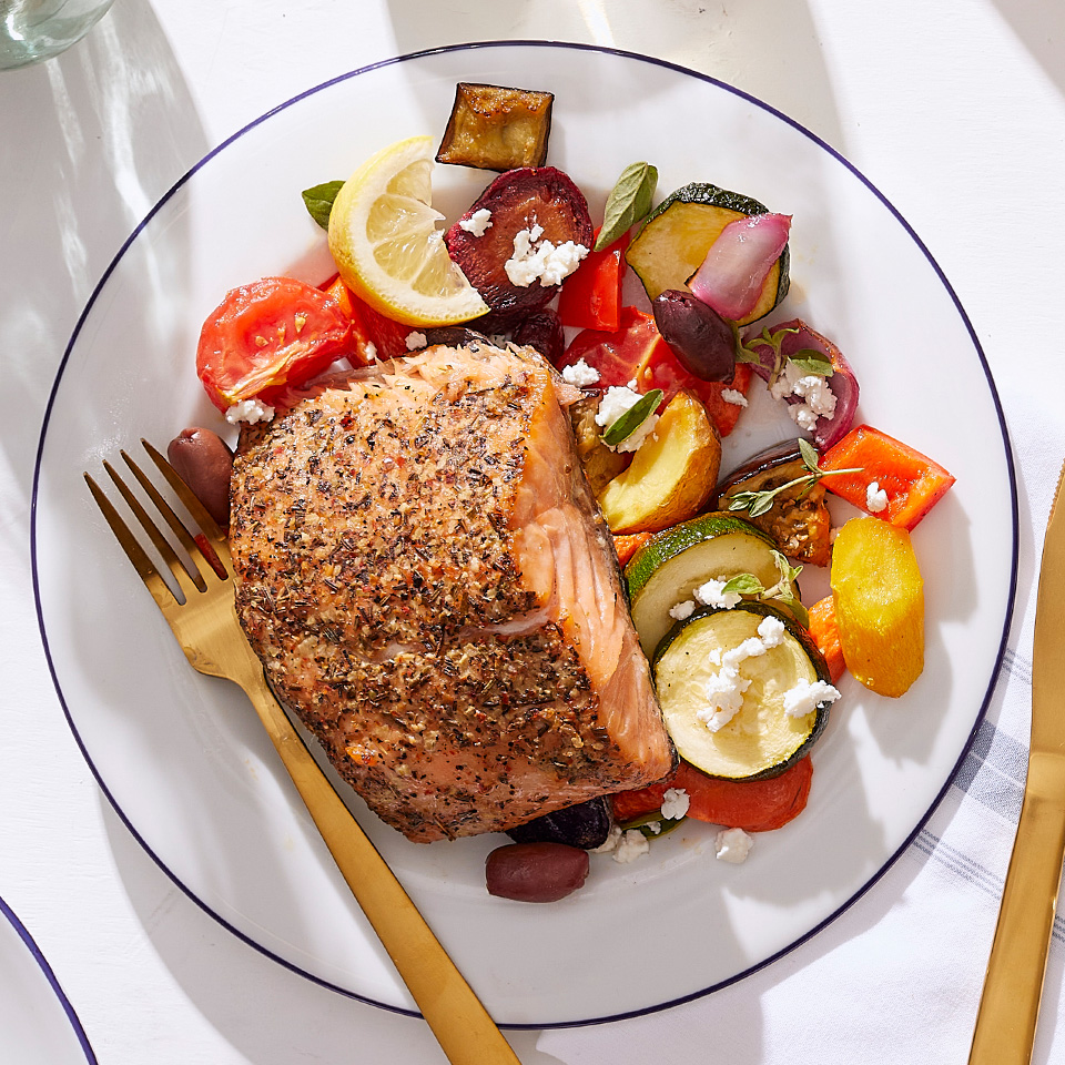 article, food, and salmon image
