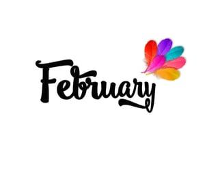 february and fevereiro image