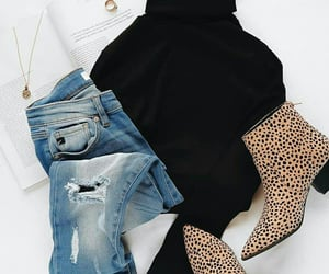 clothes, fashion, and outifts image