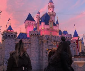 bff, disneyland, and goals image