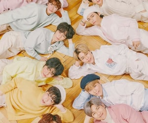 bts, txt, and lee hyun image
