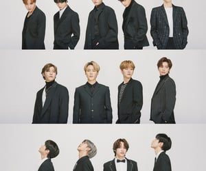 bts, txt, and jin image