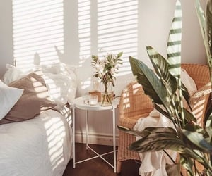 bedroom, inspiration, and interior image