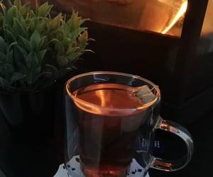 fireplace, Hot, and tea image