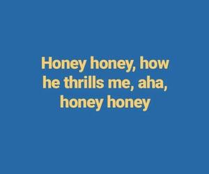 Lyrics, wallpaper, and Abba image