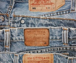 jeans, denim, and levis image