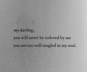darling, quotes, and soul image