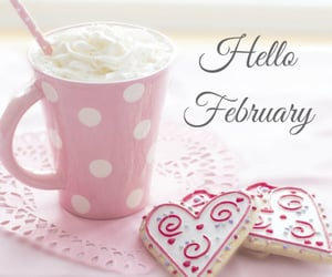 Cookies, february, and pink image