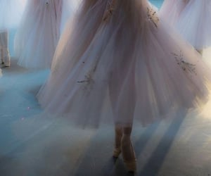 ballet, aesthetic, and ballerina image
