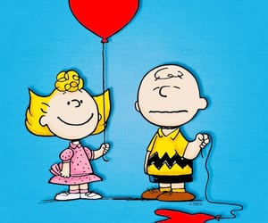 cartoon, charlie brown, and schulz image