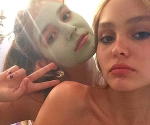 lily rose depp and lily rose image