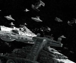 darth vader, galaxy, and luke skywalker image