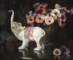 anemone, art history, and interior image