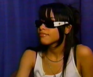 aaliyah, princess, and melanin image