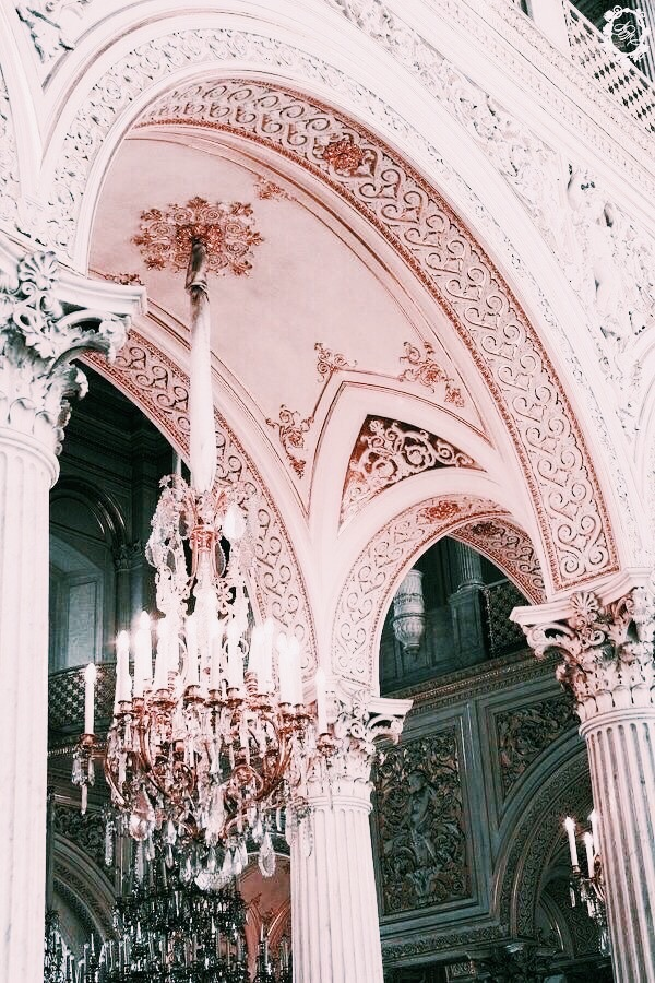 architecture, aesthetic, and gold image