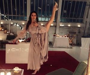 ballerina, body, and night image