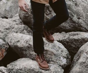aesthetic, boy, and shoes image