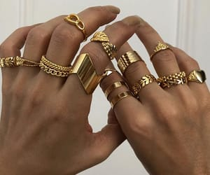 bracelet, earrings, and jewels . cute image