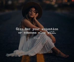 attention, boys, and quotes image