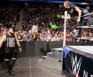 wwe, kevin steen, and kevin owens image