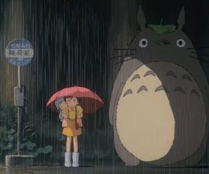 totoro, anime, and movie image