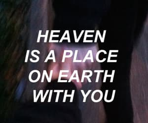 earth, heaven, and you image