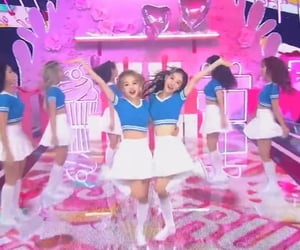 girl group, kpop, and low quality image