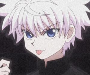 anime, killua, and hunter x hunter image