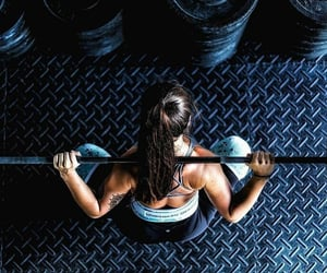 workout, fitness, and gym image
