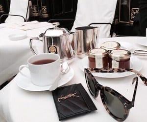 coffee, breakfast, and tea image