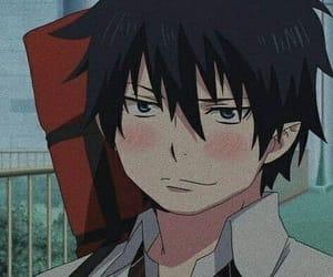 anime, ao no exorcist, and okumura rin image