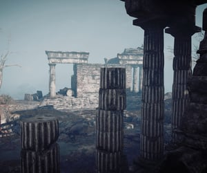 abandoned, assassin's creed, and ancient image