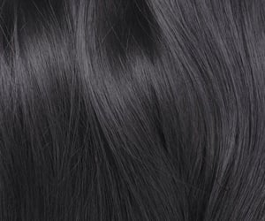 black hair, dark hair, and hairstyles image