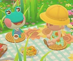 animal crossing, header, and twitter header image