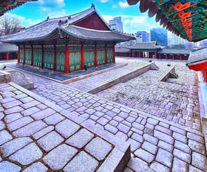 architecture, infrastructure, and oriental image