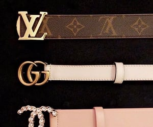 gucci, belt, and chanel image
